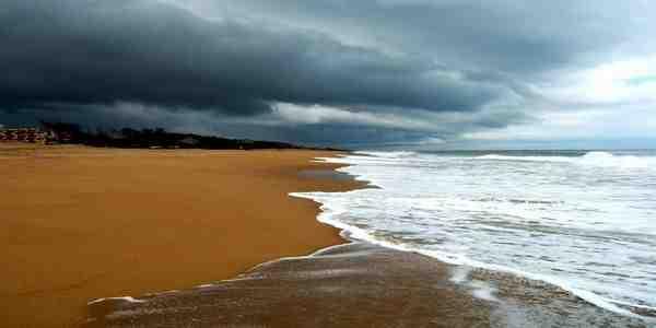 SEA SHORE OF ODISHA
